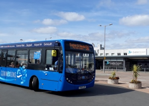 Parking & Transport - Exeter Airport