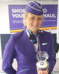 flybe cup cake